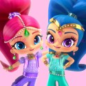 Cialde per torta Shimmer and Shine