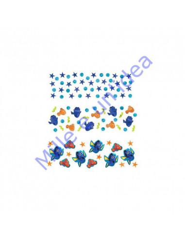 """Confetti colorati """"Alla ricerca di Dory"""" soggetti assortiti 34 gr"""