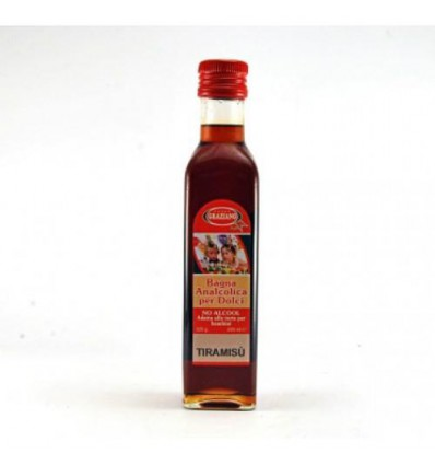 Bagna analcolica 250 ml gusti assortiti